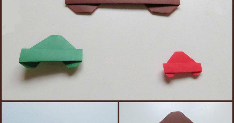 ماشین اوریگامی ساده - کازیه