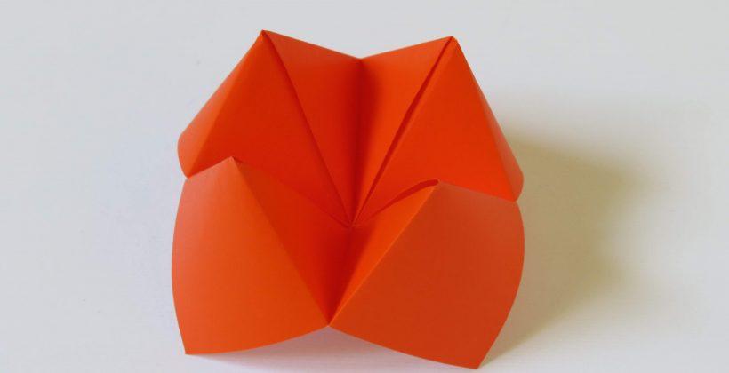 فالگیر اوریگامی - کازیه