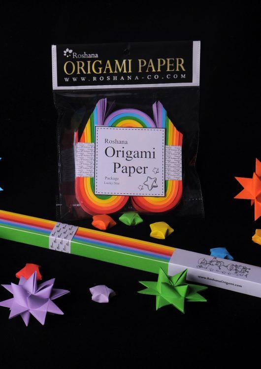کاغذ نواری اوریگامی - کازیه