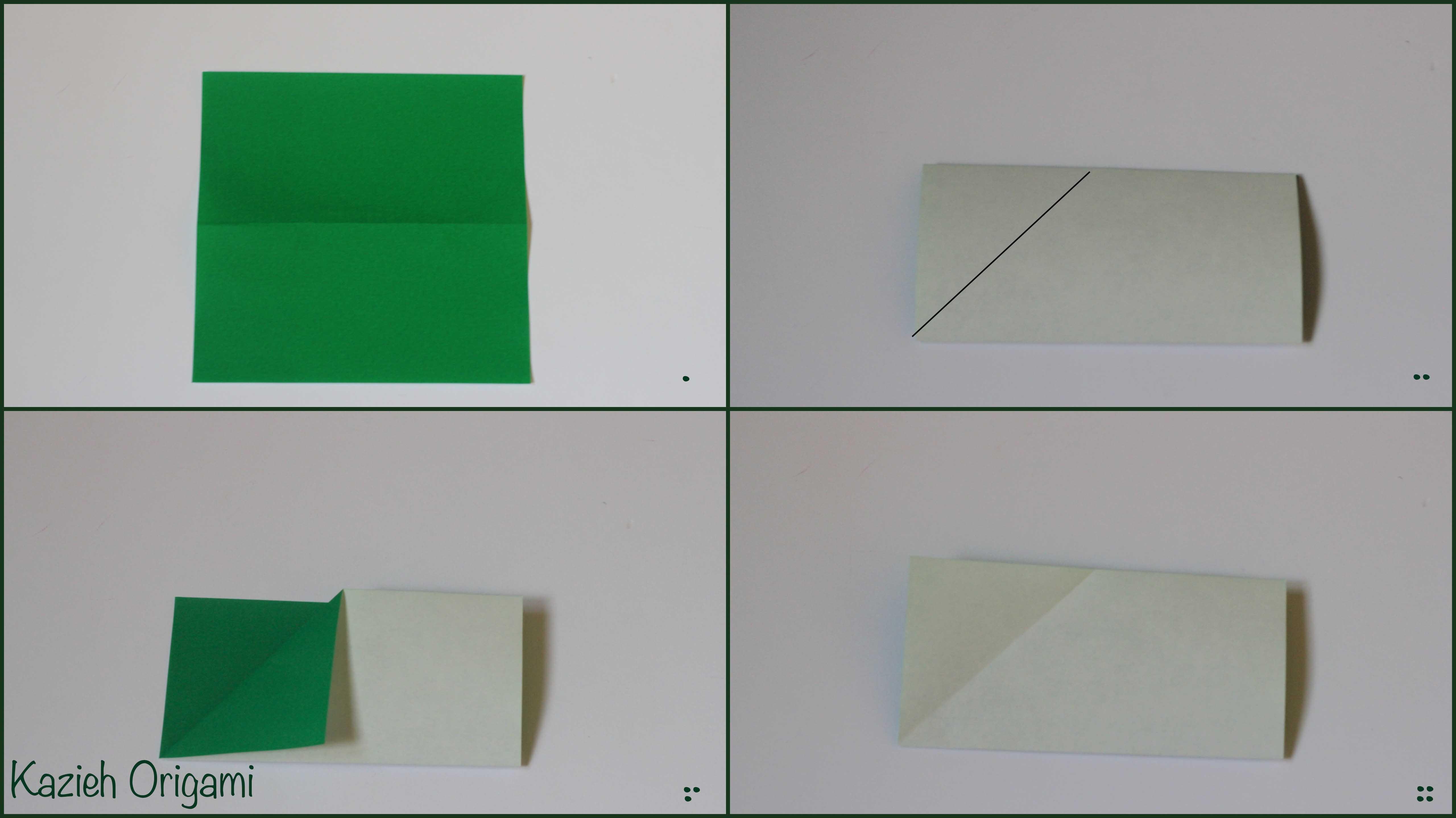 آموزش پنج ضلعی -مرحله اول- کازیه