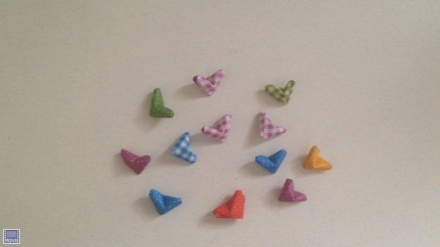 قلبهای اوریگامی - کازیه